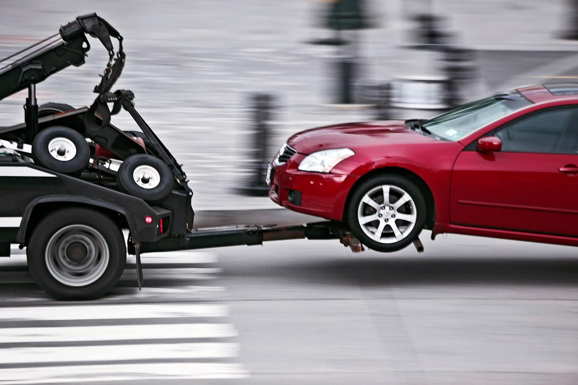 Tow Truck Service in San Diego
