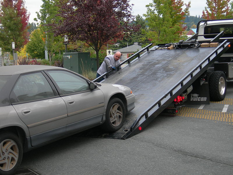 cheap towing service in San Diego